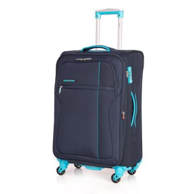 Troler Ultralight Lamonza, 77 cm, Bleumarin/Turquoise foto