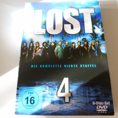 Lost - 4 - dvd