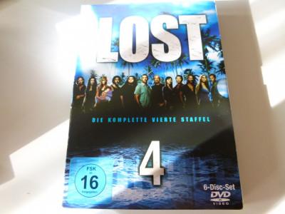 Lost - 4 - dvd foto