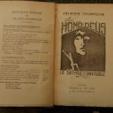 Le satyre invisible de Felicien Champsaur Ed. Ferenczi & fils Paris 1925 - Carte de colectie