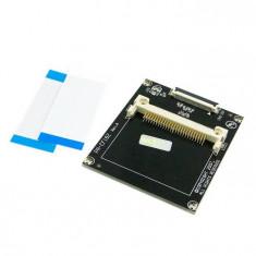 Adaptor card de memorie Compact Flash CF la interfata ZIF - Adaptor interfata PC