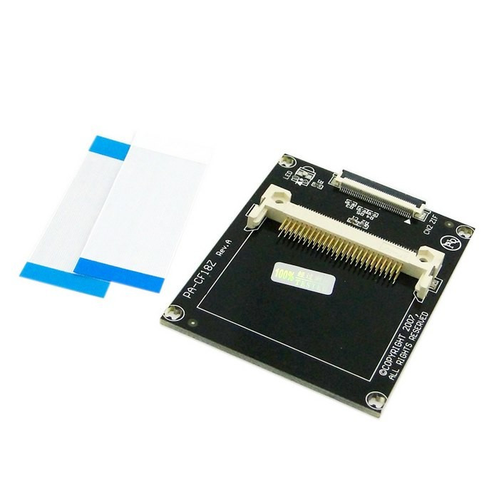 Adaptor card de memorie Compact Flash CF la interfata ZIF
