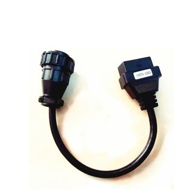 Adaptor Sprinter si Vw LT - 14 pini la OBD2 pentru Autocom / Delphi foto