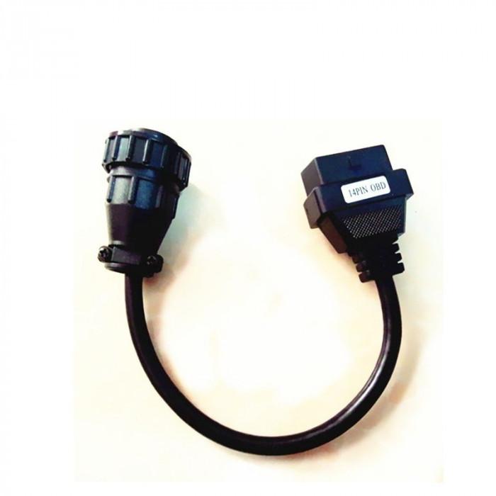 Adaptor Sprinter si Vw LT - 14 pini la OBD2 pentru Autocom / Delphi