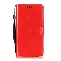 Husa telefon Microsoft Lumia 640 rosie, Nokia Lumia 620, Rosu
