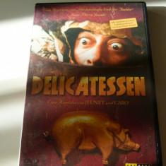 Delicatessen - dvd - Film Colectie, Engleza
