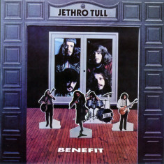 Jethro Tull Benefit (cd) - Muzica Rock