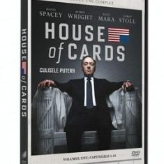 Culisele Puterii - House of Cards - Colectia Completa Subtitrat romana - Film serial sony pictures, Actiune, DVD