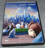 Colectie Desene Animate vol. 20 - 8 DVD dublate in limba engleza si romana, dream works