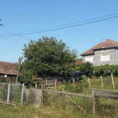 Casă la țară +Anexe - Miceștii de Câmpie 214 (BISTRIȚA -NĂSĂUD) - Casa de vanzare, 80 mp, Numar camere: 3, Suprafata teren: 5400