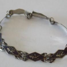 Bratara argint vintage -1740