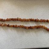Siraguri de margele din chihlimbar