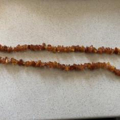 Sirag de margele din chihlimbar