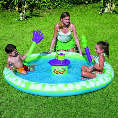 Piscina gonflabila Splash And Play Bestway foto
