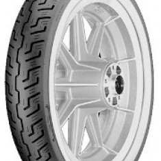 Motorcycle Tyres Dunlop K 177 F WWW ( 120/90-18 TL 65H Cu perete alb, wide white wall, M/C, Roata fata ) - Anvelope moto