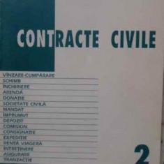 Contracte Civile Vol.2 Incheiere, Executare, Incetare - Eugeniu Safta-romano, 406177 - Carte Drept penal