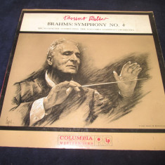 Brahms/Bruno Walter - Symphony No.4 _ vinyl, LP _ Columbia (Canada) - Muzica Clasica Columbia, VINIL