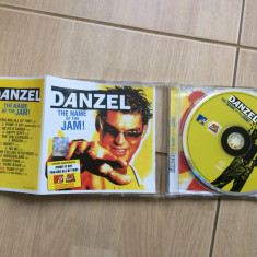 Danzel the name of the jam cd disc muzica euro house electro pop dance 2004 - Muzica House