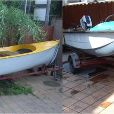 Vand barci - Barca Pescuit Abu Garcia