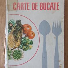 SANDA MARIN- CARTE DE BUCATE- 1966 - Carte Retete traditionale romanesti