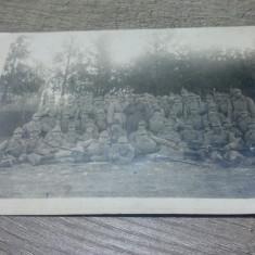 Fotografie Militari/ Soldati Plutonul 3, Compania I/ 1926, Oradea