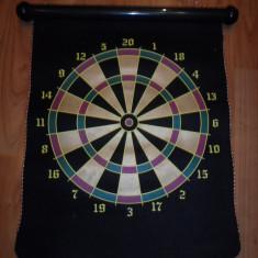 Tinta darts si cu cercuri, nefolosita - Dartboard