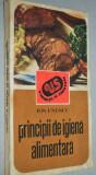 Principii de igiena alimentara - Ion Enescu