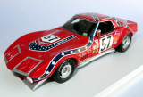 TSM ( True Scale Miniatures )  Corvette L88 Sebring 12H 1972 1:43