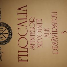 Filocalia sfintelor nevointe ale desavarsirii - Carti ortodoxe