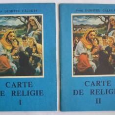 Preot Dumitru Calugar - Carte de Religie (2 volume, pt copii) - Carti ortodoxe
