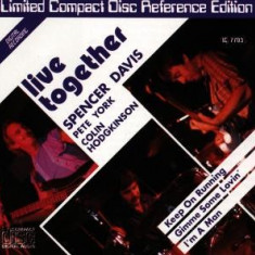 Spencer Davis Group - Live Together ( 1 CD ) - Muzica Jazz
