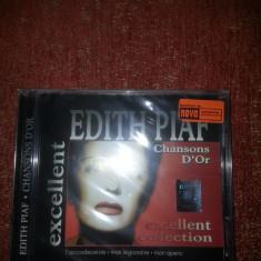 Edith Piaf-Chansons D'or-2005-Cd nou sigilat