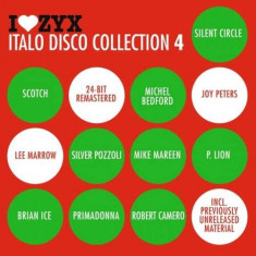 Artisti Diversi - I Love Italo Disco 4 ( 3 CD ) - Muzica Dance