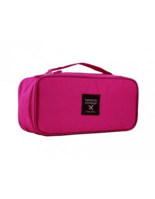 Mini geanta pentru depozitarea lenjeriei sau cosmeticelor foto
