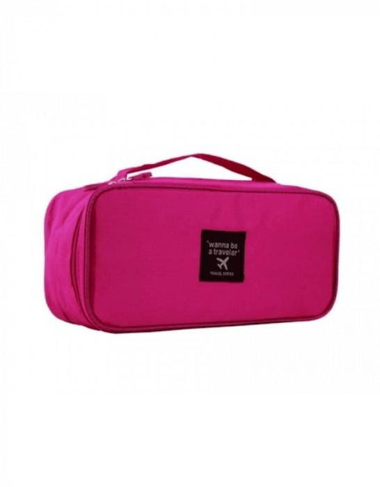Mini geanta pentru depozitarea lenjeriei sau cosmeticelor foto mare