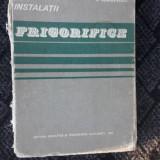 Procese In Instalatii Frigorifice -- V. Radcenco S. Porneala A. Dobrovicescu - Carti Mecanica