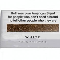 Tutun pentru rulat MAC BAREN AMERICAN BLEND WHITE 35gr
