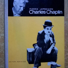 Pierre Leprohon - Charles Chaplin - Carte Cinematografie