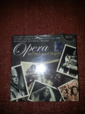 Opera and their great Singers-colectie 10 Cd-Callas/Gigli/Ruffo-nou sigilat