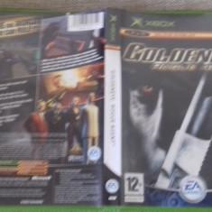 Golden Eye Rogue Agent - XBox classic [B, fm] - Jocuri Xbox, Shooting, 16+, Multiplayer