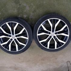 Jenti aluminu - Janta aliaj Volkswagen, Diametru: 18, Numar prezoane: 5