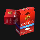 Filtre CARTEL REGULAR 8mm (100)