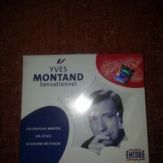 Yves Montand-Sensationnel-2004-Cd nou sigilat