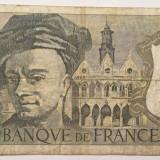 Franta 50 franci 1988