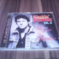 CD SHAKIN' STEVENS THE BEST OF ORIGINAL UK STARE FOARTE BUNA - Muzica Rock & Roll