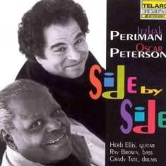Perlman/ Peterson - Side By Side ( 1 CD ) - Muzica Jazz