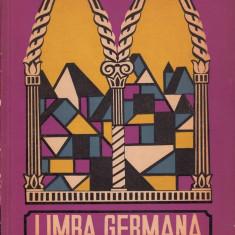 Limba germană clasa a XII-a - Curs Limba Germana didactica si pedagogica