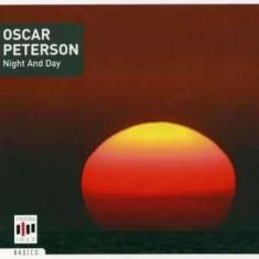 Oscar Peterson - Night& Day ( 1 CD ) - Muzica Jazz