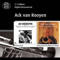 Aak Van Rooyen - Homeward/ Pictures.. ( 2 CD ) - Muzica Jazz