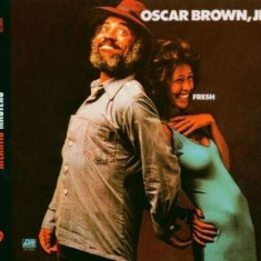Oscar Brown Jr. - Fresh ( 1 CD ) - Muzica Jazz